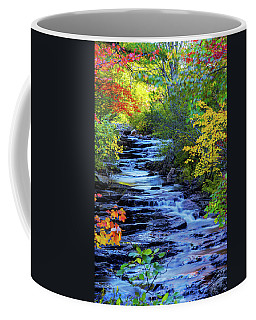 Color Alley Coffee Mug