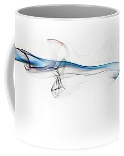 Color And Smoke V Coffee Mug