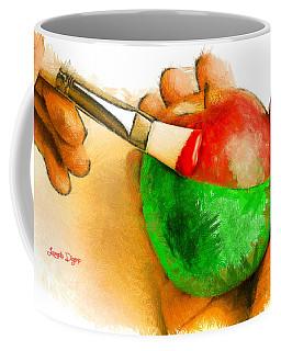 Color Apple - Da Coffee Mug