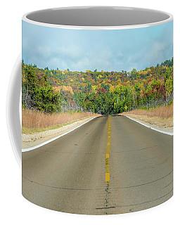Color At Roads End Coffee Mug