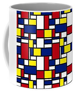 Color Box Coffee Mug by Now