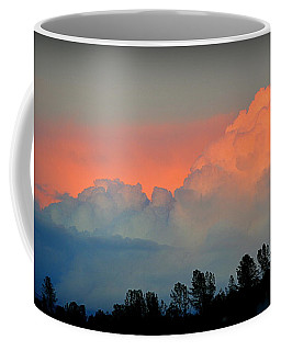 Coffee Mug featuring the photograph Color Burst by AJ Schibig
