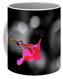 Color By Fuchsia Coffee Mug by Joseph Hollingsworth