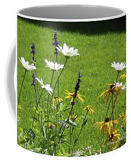 Color Combination Flowers Cc64 Coffee Mug