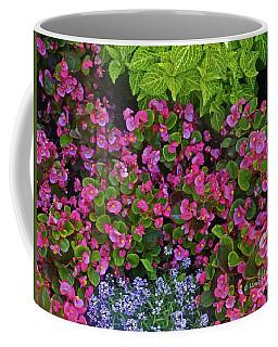 Color Combination Flowers Cc73 Coffee Mug
