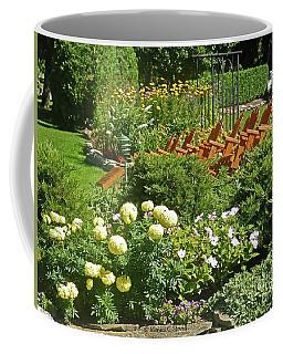 Color Combination Flowers Cc83 Coffee Mug