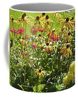 Color Combination Flowers Cc87 Coffee Mug