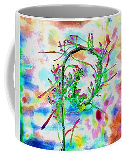 Color Curl Coffee Mug