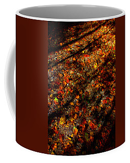 Color Curtain Coffee Mug