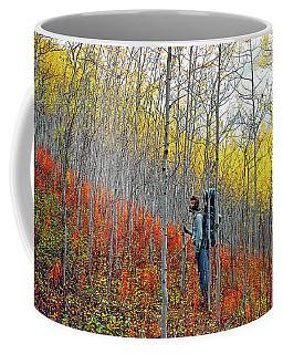 Color Fall Coffee Mug
