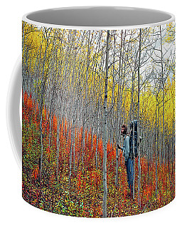 Color Fall Coffee Mug