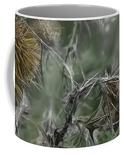 Coffee Mug featuring the photograph Color From Chaos by Wayne King
