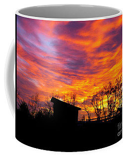 Color In The Sky Coffee Mug