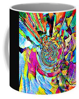 Color Lives Here Coffee Mug