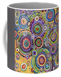 Color Me Happy Coffee Mug