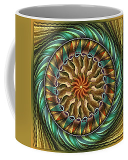 The Light At The End Of The Tunnel Coffee Mug