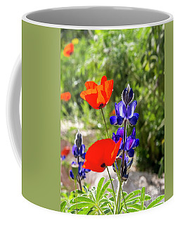 Coffee Mug featuring the photograph Color Mix 02 by Arik Baltinester
