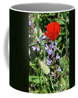 Color Mix 05 Coffee Mug by Arik Baltinester