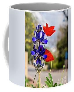 Color Mix Coffee Mug by Arik Baltinester