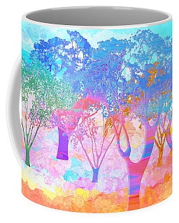 Color My World Coffee Mug