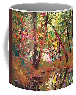 Color Of Forest Coffee Mug