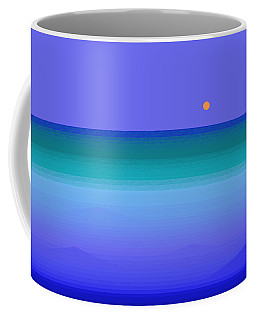 Color Of Water Coffee Mug