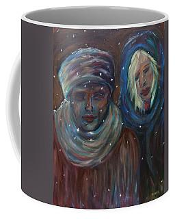 Color Of Winter Coffee Mug