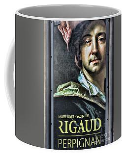 Color Rigaud Musee D' Art Perpignan France Up Close  Coffee Mug