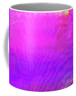 Coffee Mug featuring the photograph Color Surge by Rosanne Licciardi