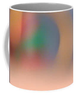 Color Swirl Coffee Mug
