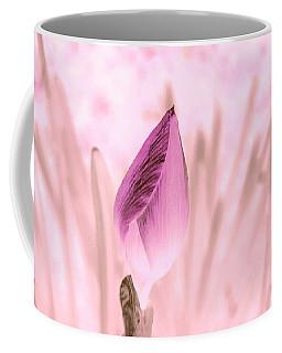 Color Trend Flower Bud Coffee Mug