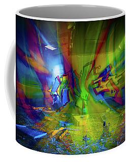 Color Wave Coffee Mug