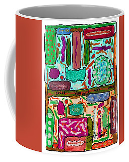 Color Your World With Love Coffee Mug