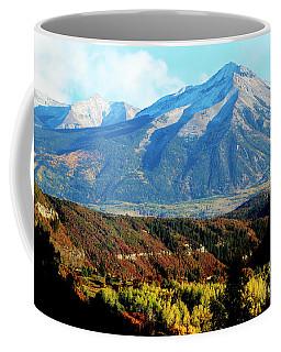 Colorado Autumn 2016 Raggeds Wilderness  Coffee Mug