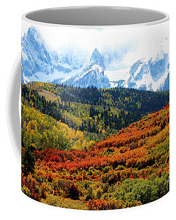 Colorado Autumn 2016 San Juan Mountains  Coffee Mug