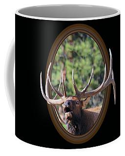 Colorado Bull Elk Coffee Mug