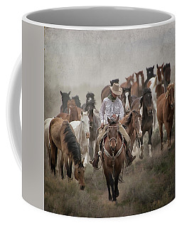 Colorado Cowboy Coffee Mug