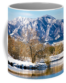 Colorado Flatirons 2 Coffee Mug