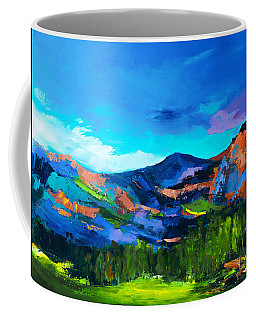 Colorado Hills Coffee Mug