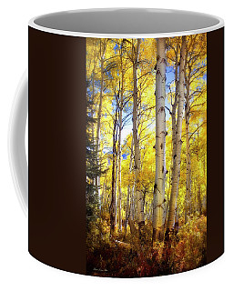 Aspen Magic   Coffee Mug