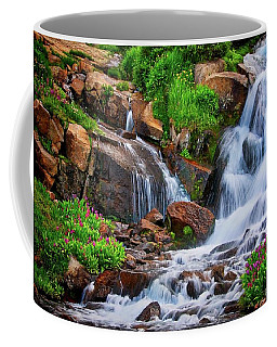 Colorado Mountain Stream, Indian Peaks Wilderness Coffee Mug