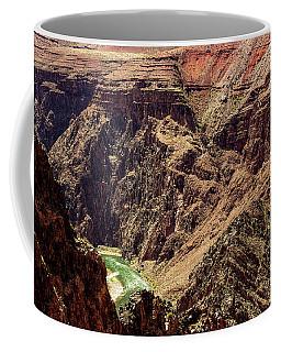 Colorado River From The South Kaibab Trail Coffee Mug