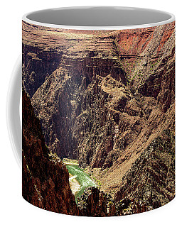 Colorado River From The South Kaibab Trail Coffee Mug