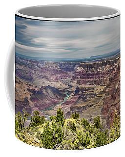 Colorado River Coffee Mug by Steven Parker