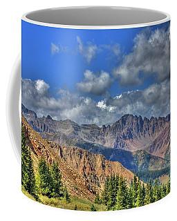 Colorado Rocky Mountains Coffee Mug
