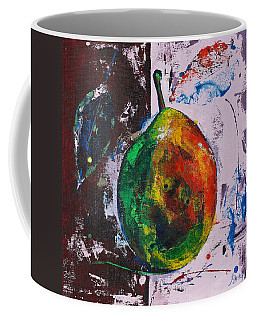 Colored Juicy Fruit Coffee Mug
