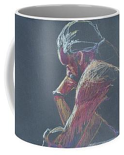 Colored Pencil Sketch Coffee Mug