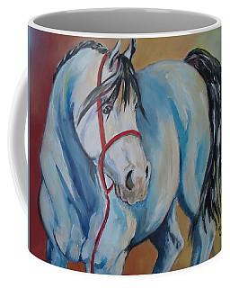Colored Pony Coffee Mug