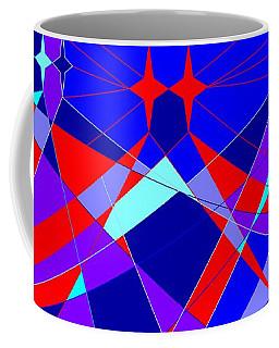 Colorful 1 Coffee Mug