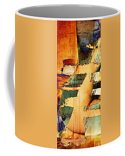 Colorful Abstract Coffee Mug